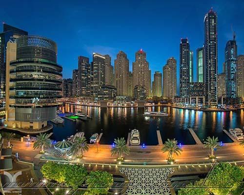 دبی، شهری که با بادیه نشینی فاصله گرفته