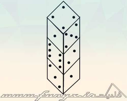 تست هوش: برج تاس ها