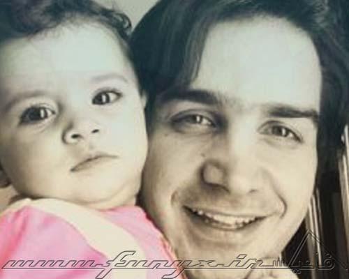 سلفی های محسن یگانه با دخترش نگاه