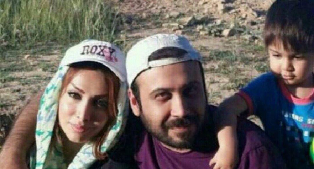 عکس جدید محسن چاوشی در کنار همسر و فرزندش